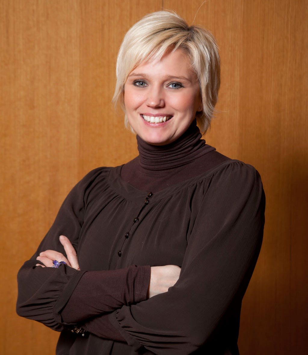 Alexandra Pataki, Geschäftsführerin und Inhaberin von Bernstein-Motel Marchegg